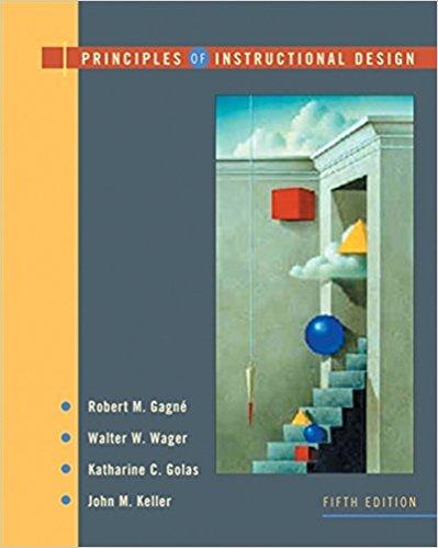 Principles of Instructional Design 5th Edition - InstructionalDesign org