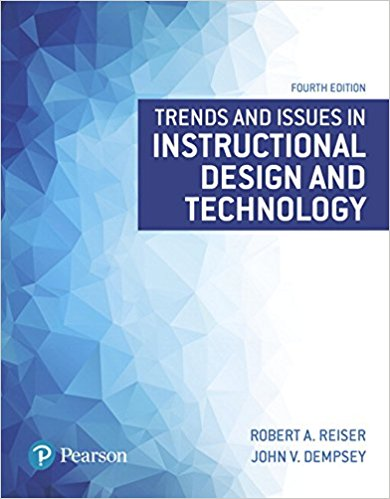 Trends And Issues In Instructional Design And Technology 4th Edition Instructionaldesign Org